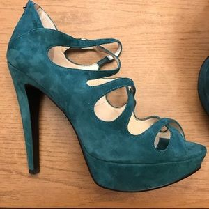 Guess Ashmere Strappy Heels